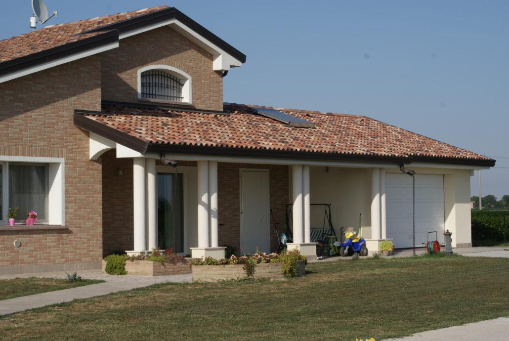 Costruzione casa free vista complessiva with costruzione casa simple mutuo acquisto terreno e - Tempi costruzione casa ...